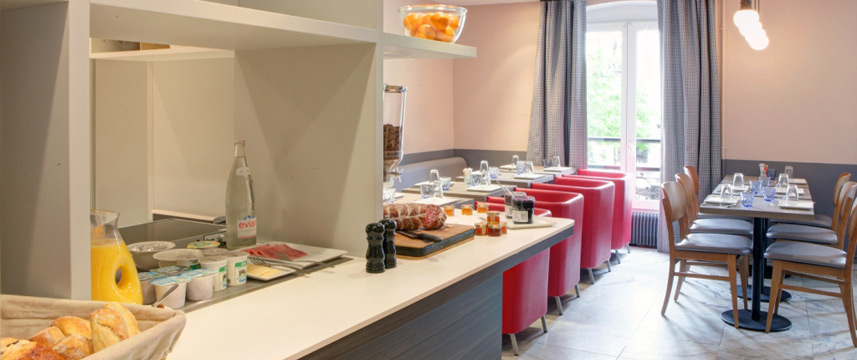 Contact Hotel Hotel Alize Montmartre Buffet Breakfast
