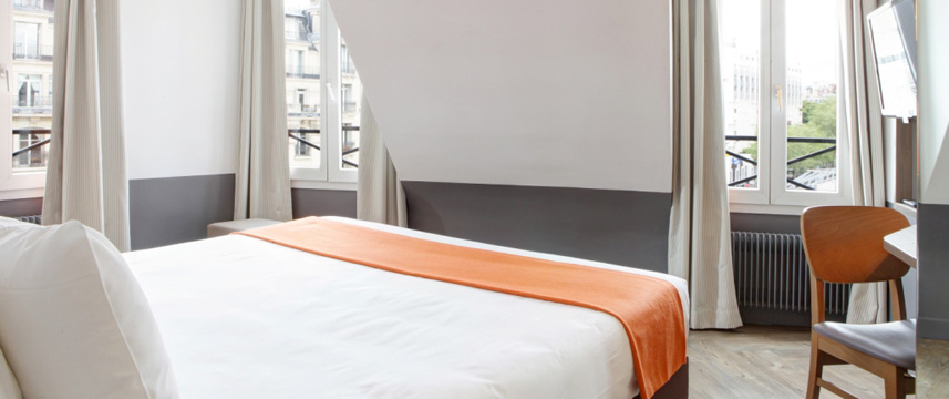 Contact Hotel Hotel Alize Montmartre Deluxe Double