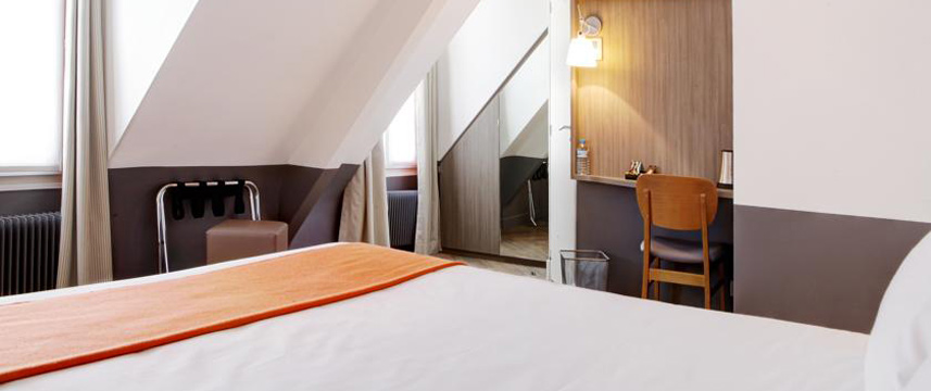 Contact Hotel Hotel Alize Montmartre Deluxe Double Room