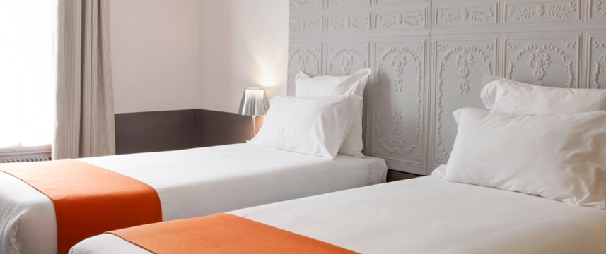 Contact Hotel Hotel Alize Montmartre Twin Room
