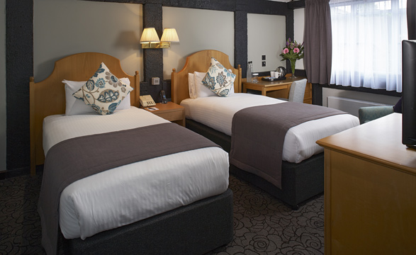 Copthorne Hotel London Gatwick - Standard Twin Room