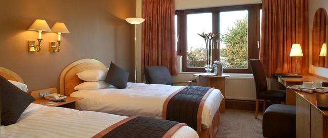 Copthorne Manchester Twin Room
