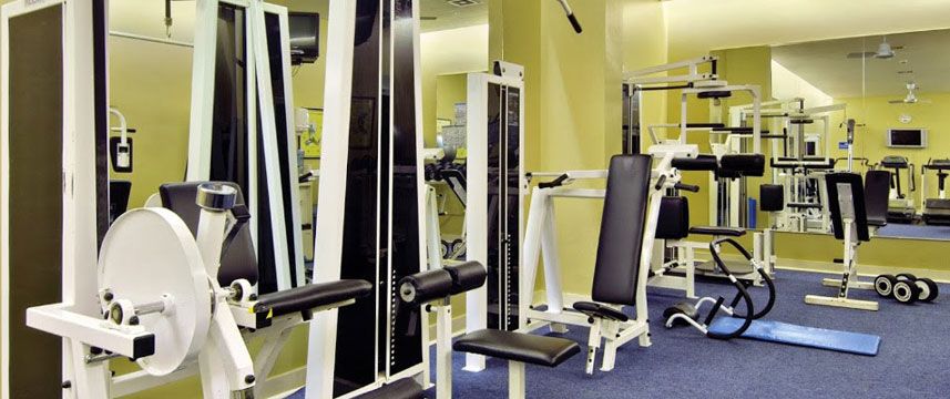 Copthorne Newcastle - Gym