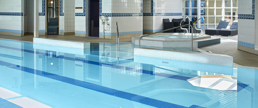 Copthorne Slough Windsor - Swimming Pool