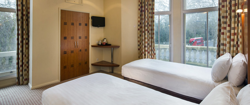 Corus Hyde Park - Executive Twin Room