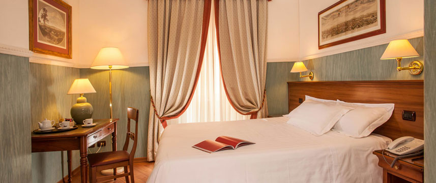 Cosmopolita Hotel - Double Bedroom