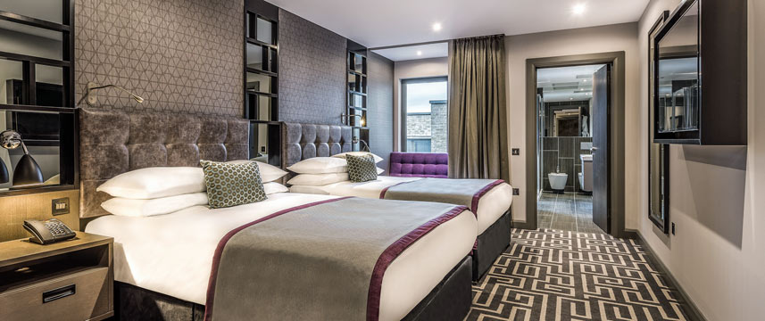 Courthouse Hotel Shoreditch - Hoxton Suite
