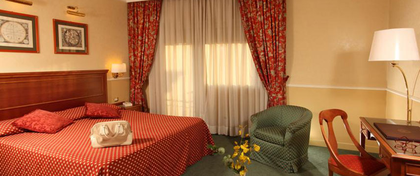 Cristoforo Colombo - Double Bedroom