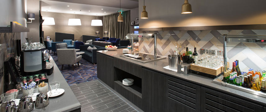 Crowne Plaza Aberdeen Airport - Club Lounge