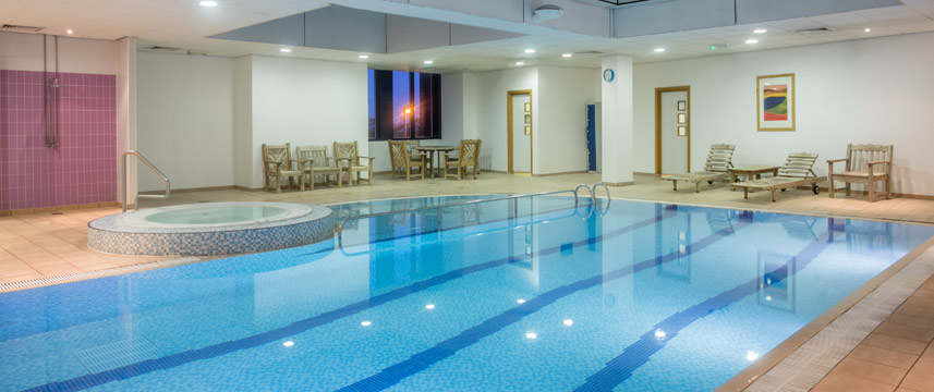 Crowne Plaza Chester - Club Motivation Pool