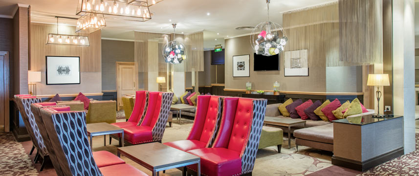 Crowne Plaza Chester - Lounge Seating