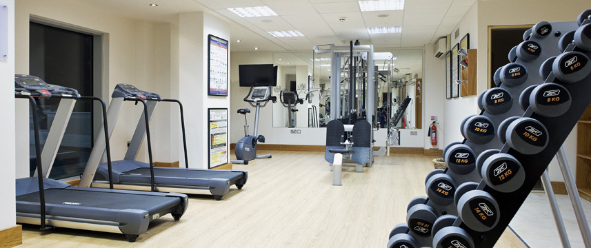 Crowne Plaza Dublin Blanchardstown - Fitness Centre