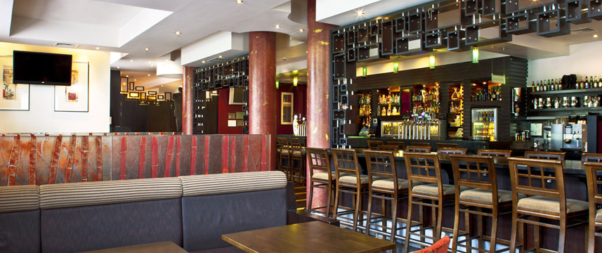 Crowne Plaza Dublin Northwood Bar Seating