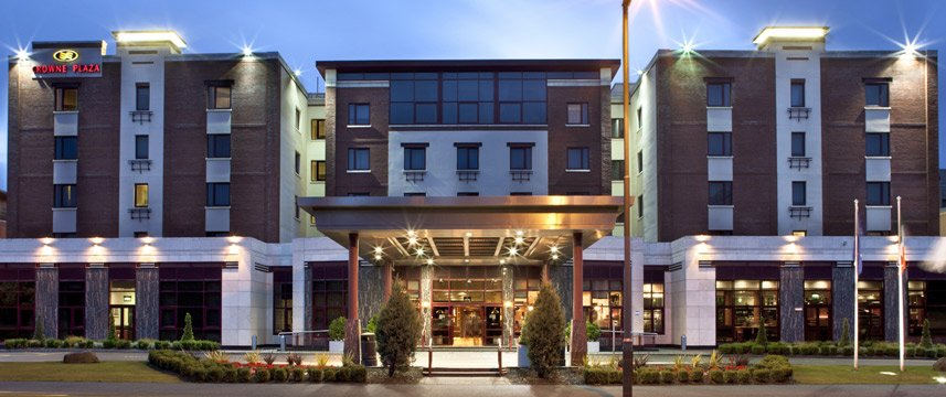 Crowne Plaza Dublin Northwood Exterior