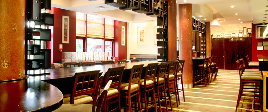 Crowne Plaza Dublin Northwood Hotel Bar