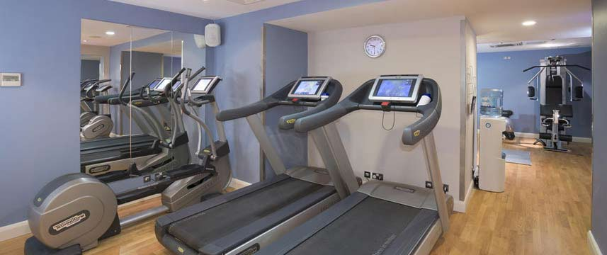Crowne Plaza Edinburgh Royal Terrace - Gym Facilities