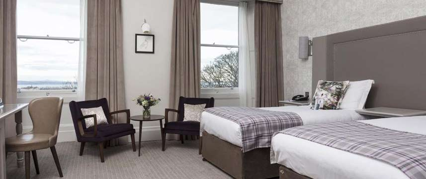 Crowne Plaza Edinburgh Royal Terrace - Twin Room