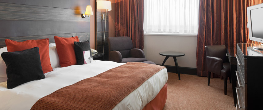 Crowne Plaza Glasgow - Deluxe Room