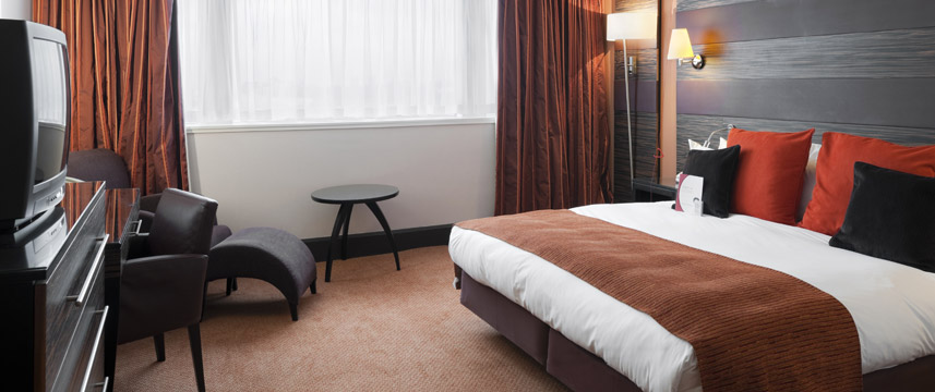 Crowne Plaza Glasgow - King Suite