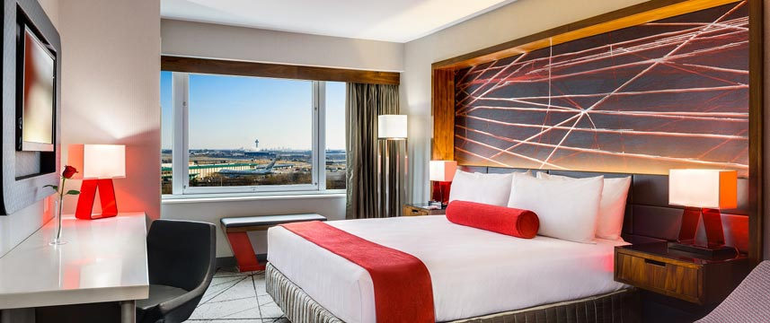 Crowne Plaza JFK Airport - King Room
