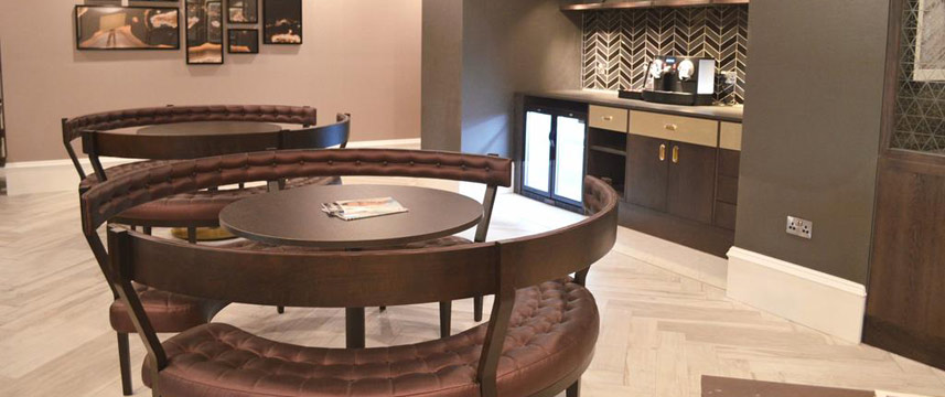 Crowne Plaza Leeds - Club Lounge