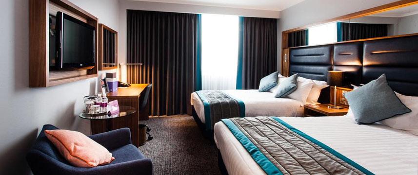Crowne Plaza Leeds - Double Bedded Room