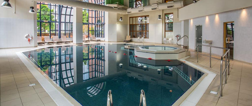 Crowne Plaza Leeds - Spa Pool