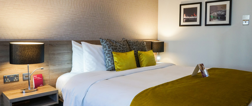 Crowne Plaza Liverpool City Centre - Double Room