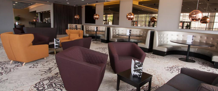 Crowne Plaza Liverpool City Centre - Lounge