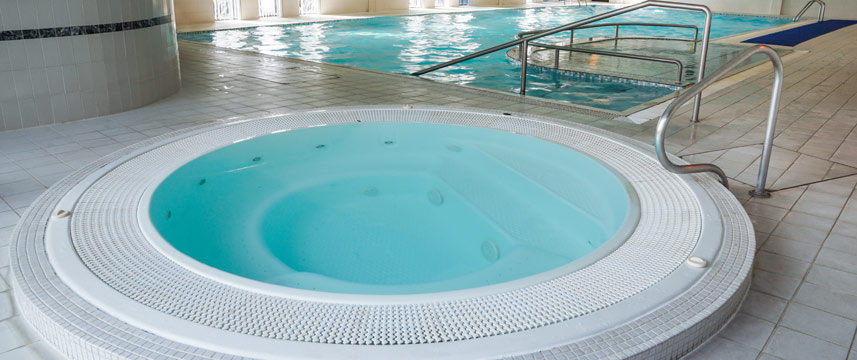 Crowne Plaza Liverpool City Centre - Spa Pool