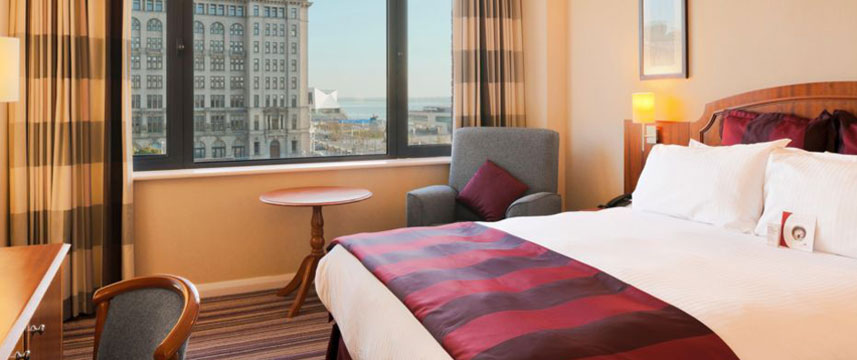Crowne Plaza Liverpool Double