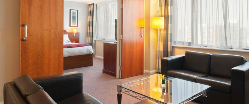 Crowne Plaza Liverpool Executive Suite