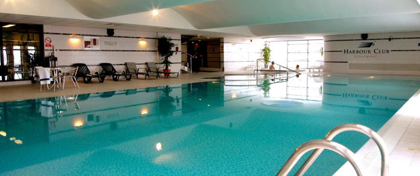 Crowne Plaza Liverpool Pool