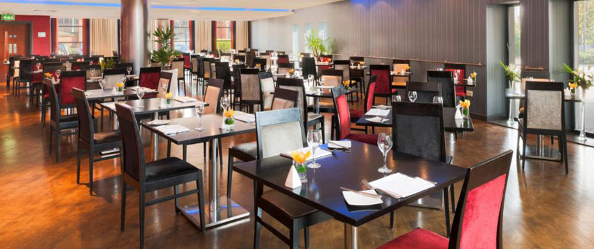 Crowne Plaza Liverpool Restaurant