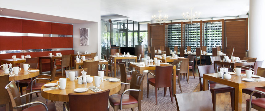 Crowne Plaza London Docklands - Breakfast Room