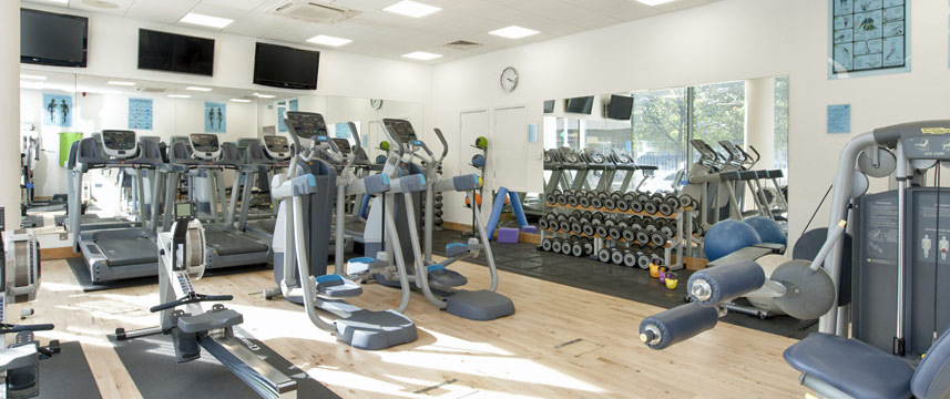 Crowne Plaza London Docklands - Fitness Centre