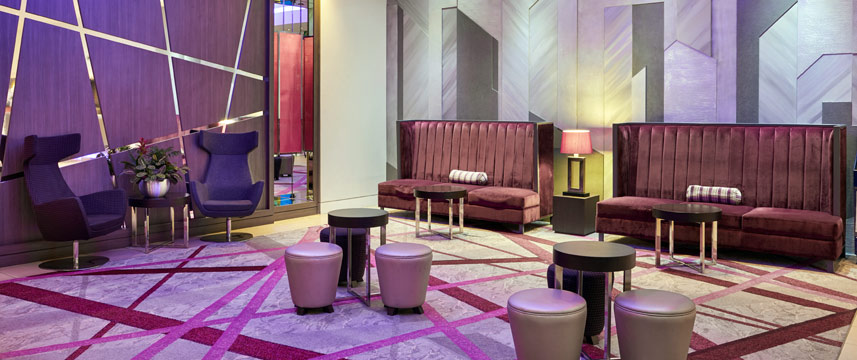 Crowne Plaza London Docklands - Lobby
