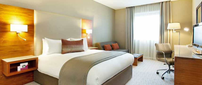 Crowne Plaza London Docklands - Queen Room