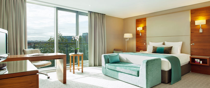 Crowne Plaza London Docklands - Suite