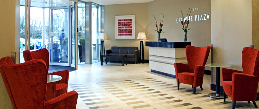 Crowne Plaza London Gatwick Airport - Lobby
