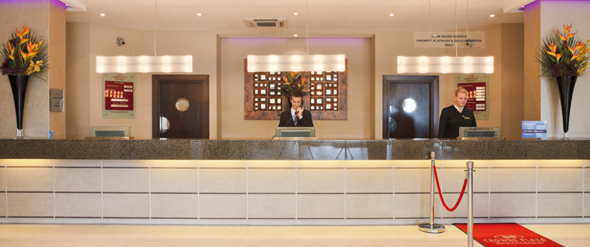 Crowne Plaza London Gatwick Airport - Reception