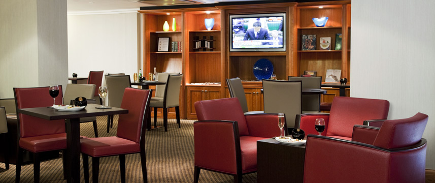 Crowne Plaza London Heathrow - Club Lounge