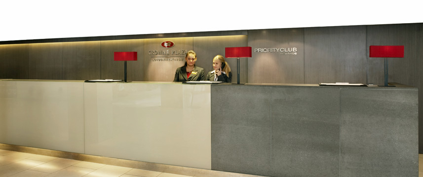 Crowne Plaza London Heathrow - Reception