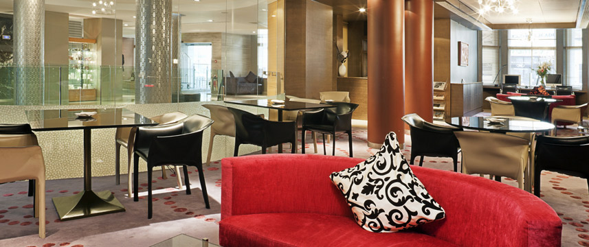Crowne Plaza London Kensington - Club Lounge