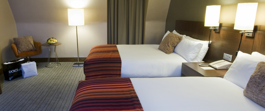 Crowne Plaza London Kensington - Deluxe Twin