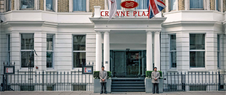 Crowne Plaza London Kensington - Entrance