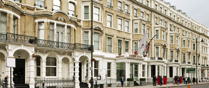 Crowne Plaza London Kensington - Exterior