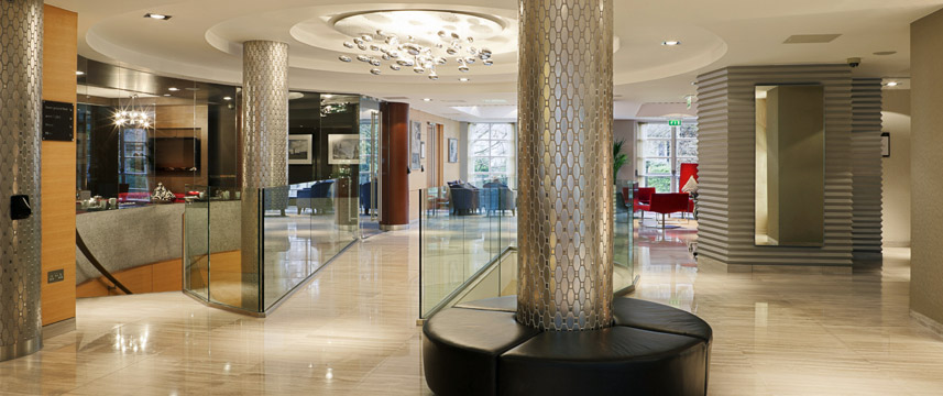 Crowne Plaza London Kensington - Lobby