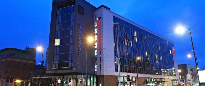 Crowne Plaza Manchester City Exterior