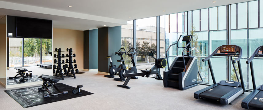 Crowne Plaza Manchester Oxford Road - Fitness Suite